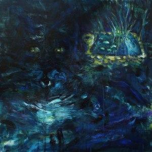 יוסי וקסמן, החתול ובריכה בלילה