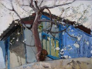 איגור שיפילין, עץ דבדובן זקן