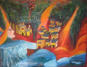 הודיאל אפריאט, מלכת השלג הישראלית...