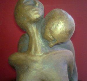 איילה אילן, הפסל הראשון שלי