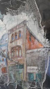 גדעון שני, בית האמנים בנגב