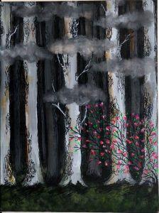 בתיה וויס, היער המכושף