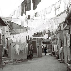 jאשר גיבל, רחוב במאה שערים, שנות ה70