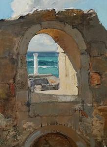 איגור שיפילין, חלון המקדש הישן, חרסונס