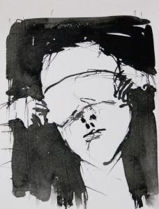 מלינה גברעם, מסכות על הפנים