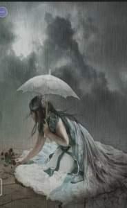 אדלמירה פלומינו וויצס, מטריה כנגד השמיים...