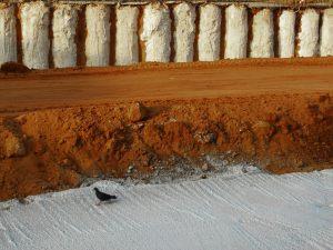 אשר גיבל, יש בשורה תחת אלפי טונות בטון שנוצקו לאדמה ו