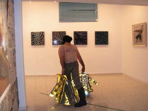 Farid Abu Shakra לחזור בתשובה או לחזור באמנות,
