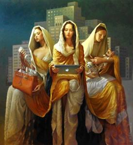 Roy Kannthali שלוש אלות בעיר הגדולה