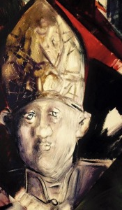 Ivo Vassallo , הכוח והסיפורים של פרצופי האפיפיור