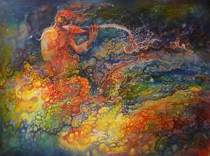 Pleshkov Alexandr , אש השמיים, צליל האדם