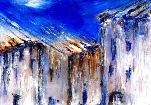 Martin Martin,  Joan Vidiella אור כחול חזק,