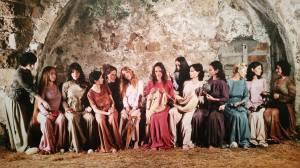Yoel Ben-Artzi הסעודה האחרונה..עם בנות