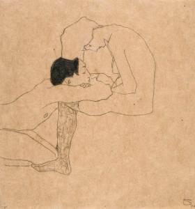 Egon Schiele מאוהבים, Loura Nissani מהאוספים של