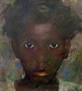 Sasha Ilichev ילד שחור