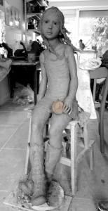יורגה ,מה השעה... Jurga Sculpteur