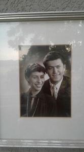 מיקי ארמון ברק, המלאך שלי ואמא בחתונתם, אבא