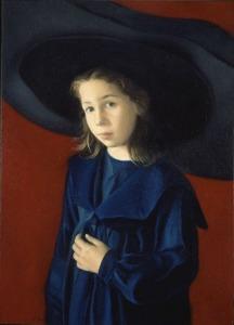 Elena Tanakova , DANIEL QUINTERO התמימות בכובע סמבררו