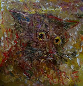 Yuri Remyga חתול